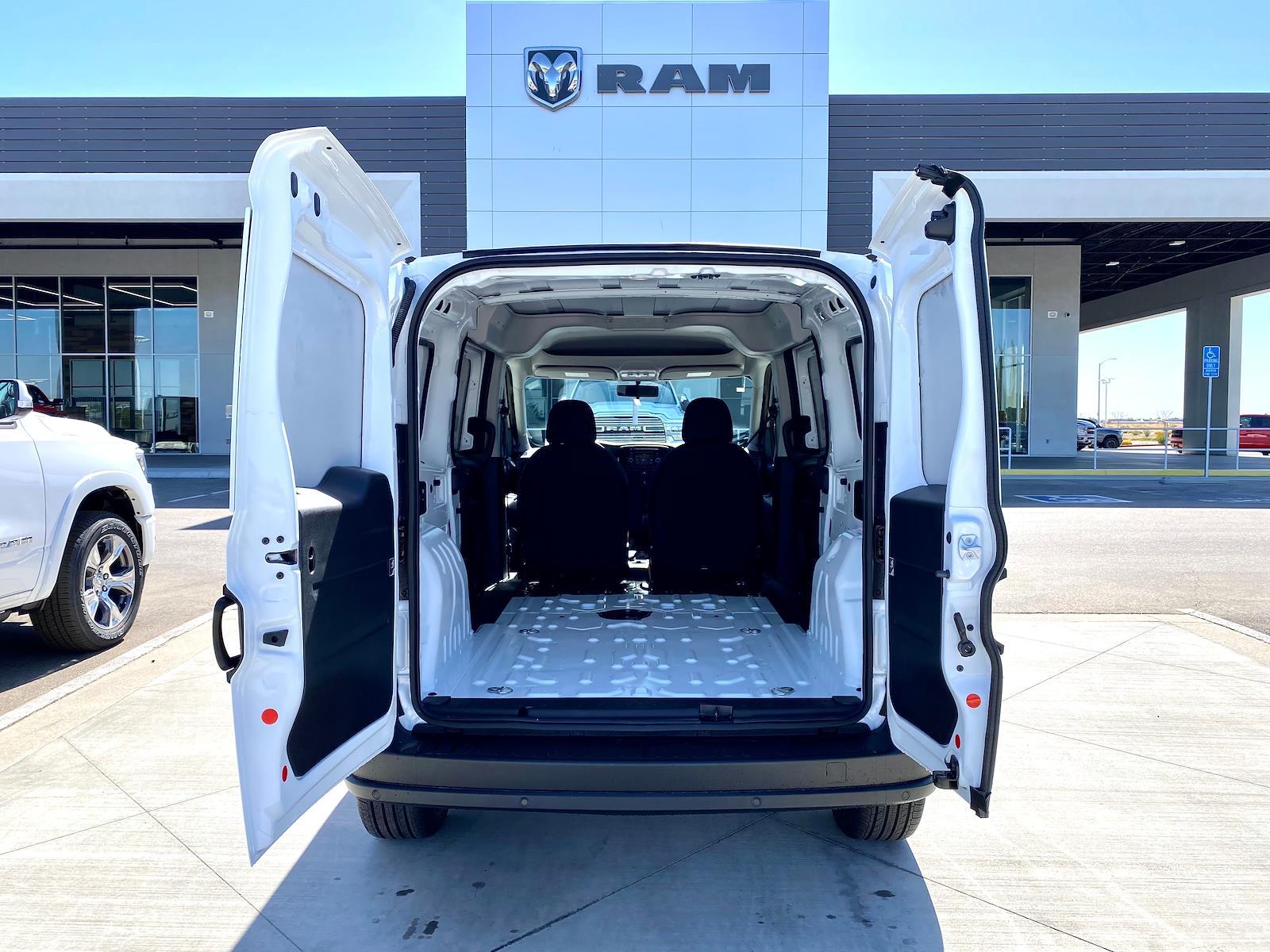 2021 Ram ProMaster City FWD, Empty Cargo Van #1PRC0842 - photo 1