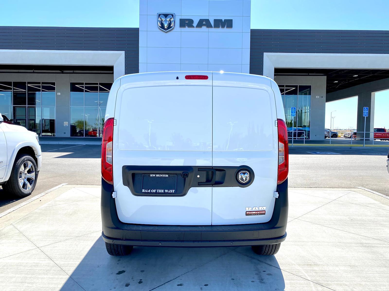 2021 Ram ProMaster City FWD, Empty Cargo Van #1PRC0846 - photo 1