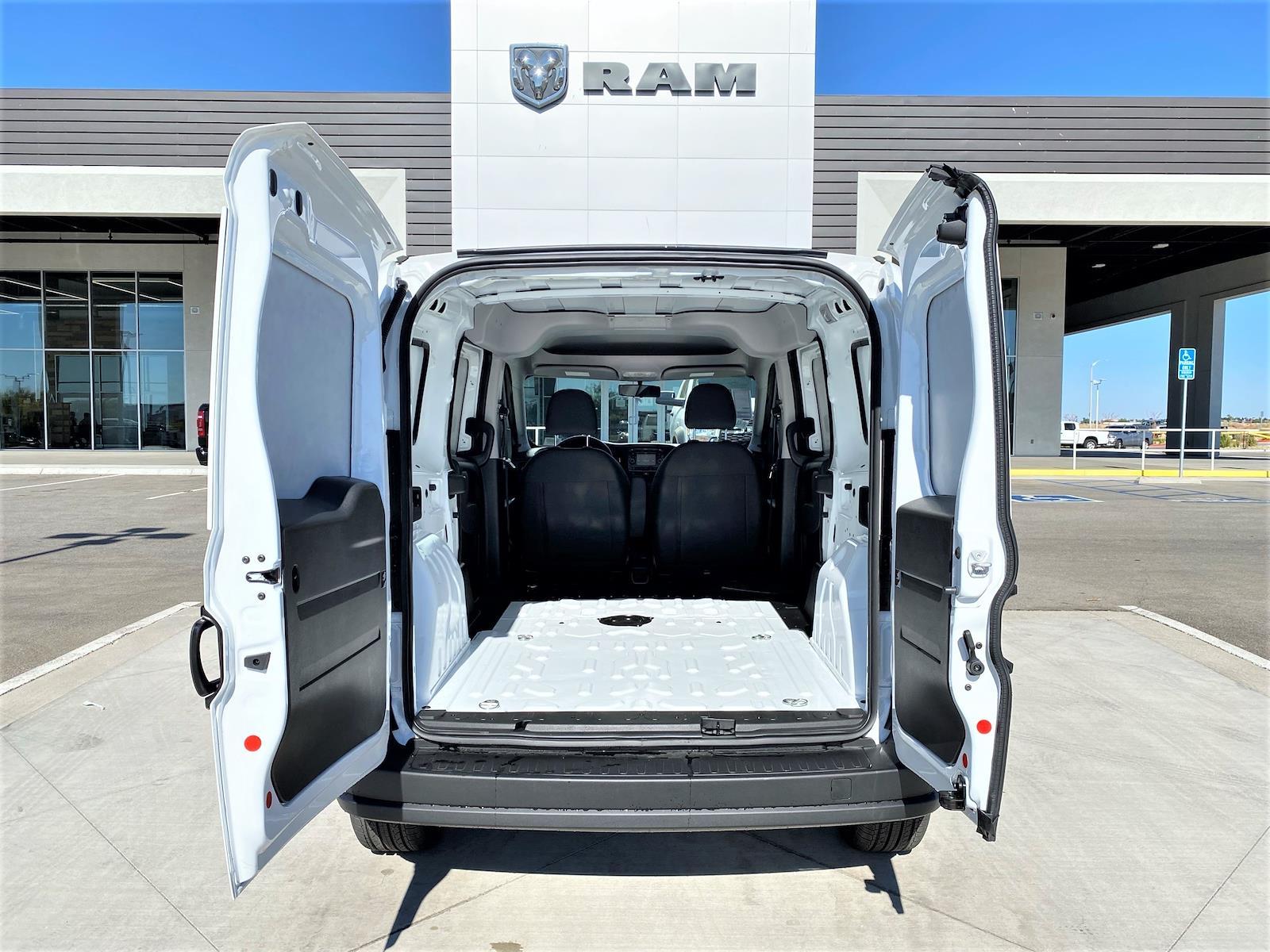 2021 Ram ProMaster City FWD, Empty Cargo Van #1PRC0888 - photo 1