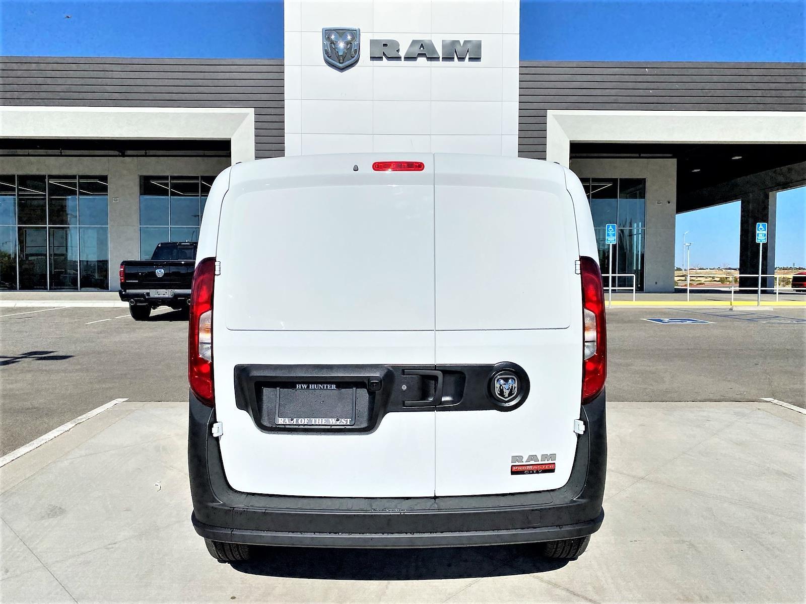 2021 Ram ProMaster City FWD, Empty Cargo Van #1PRC0889 - photo 1