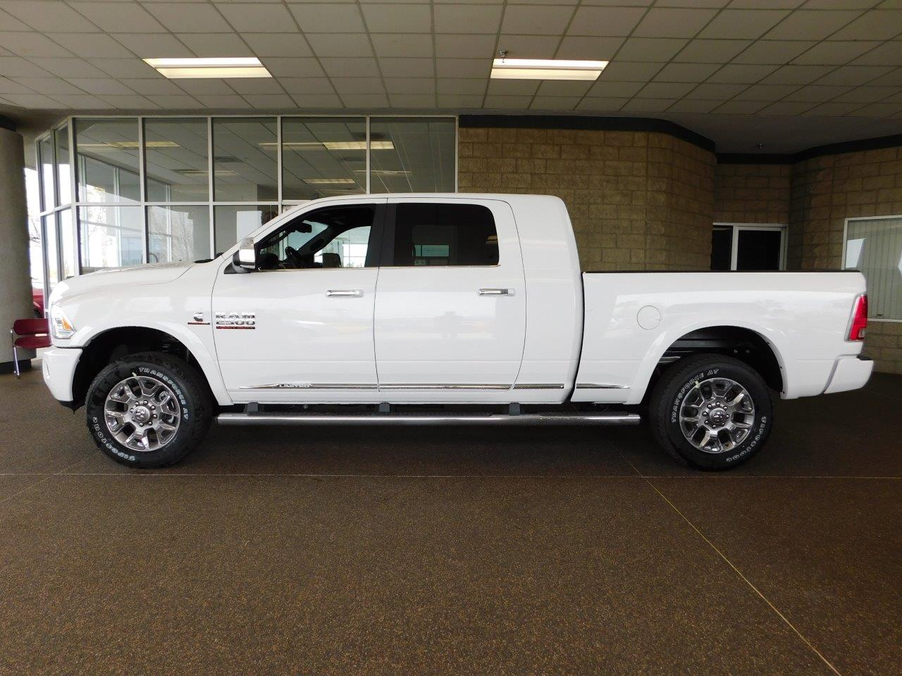 2017 Ram 2500 Mega Cab 4x4, Pickup #7TL21074 - photo 3