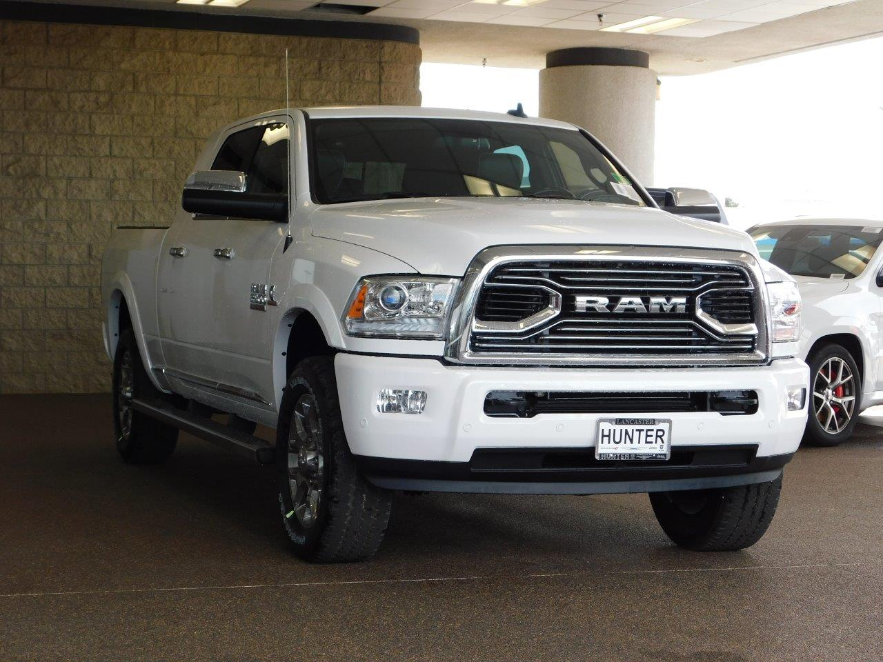 2017 Ram 2500 Mega Cab 4x4, Pickup #7TL21074 - photo 4