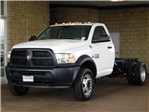 2017 Ram 5500 Regular Cab DRW, Cab Chassis #7TL50389 - photo 1