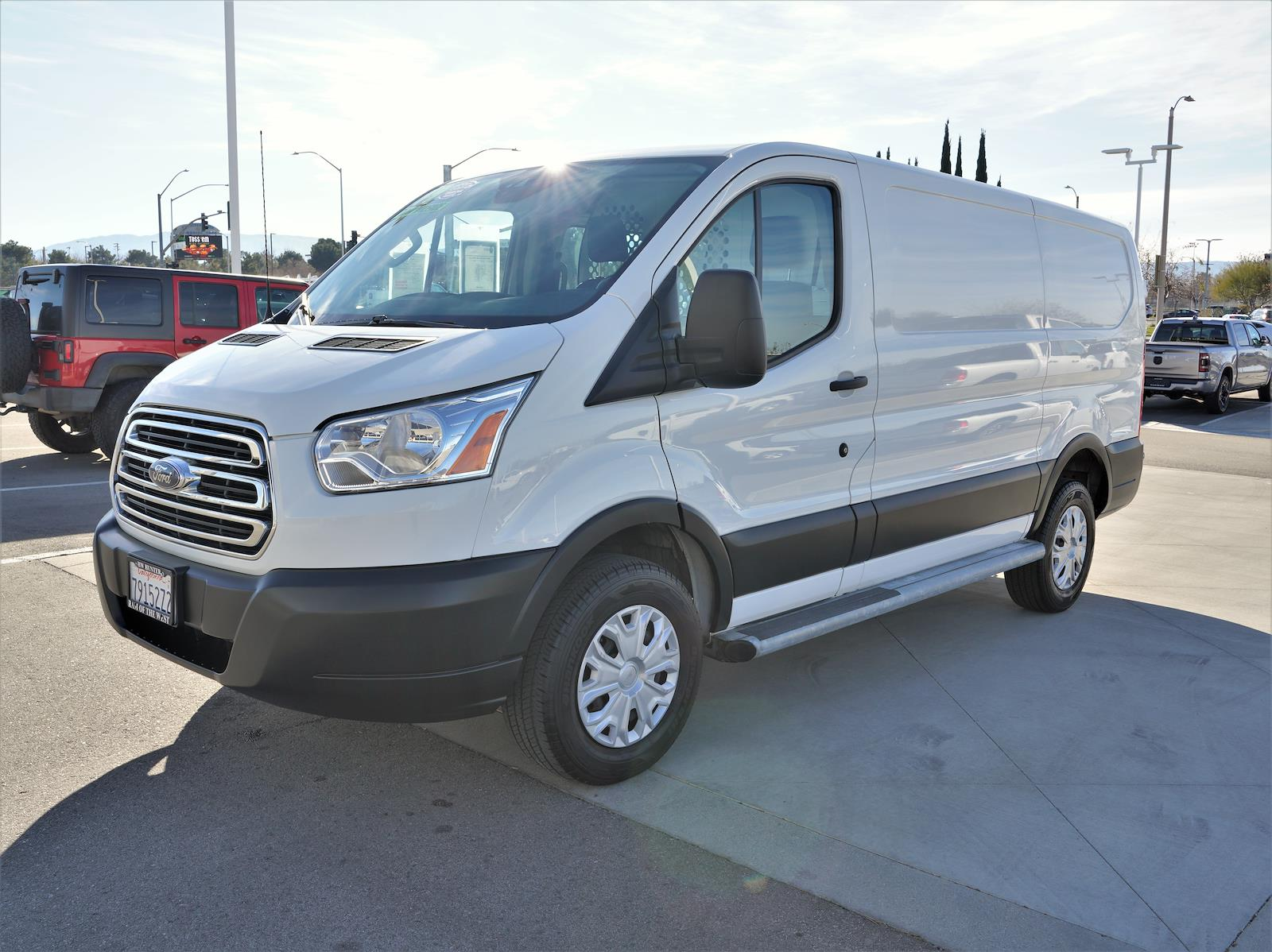 2019 Ford Transit 250 Low Roof 4x2, Empty Cargo Van #A42077 - photo 1