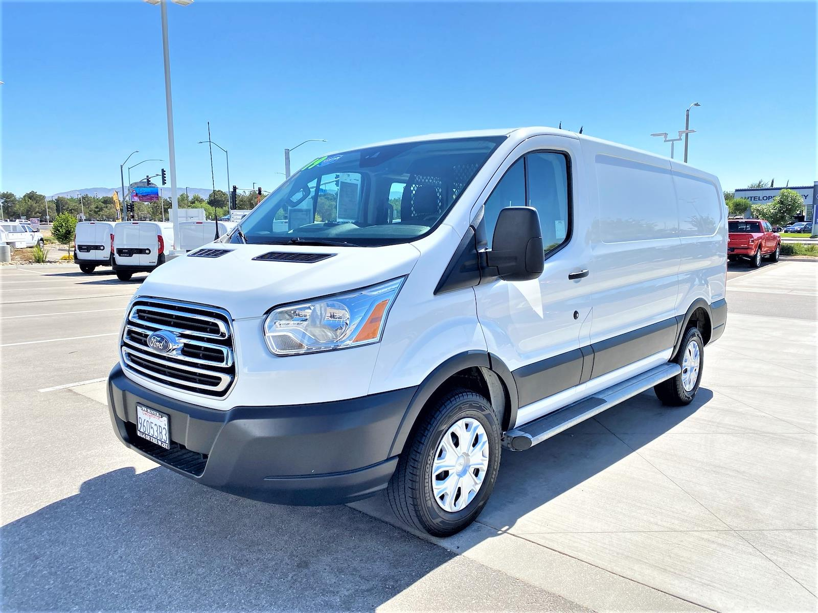 2019 Ford Transit 250 Low Roof 4x2, Empty Cargo Van #A55747 - photo 1