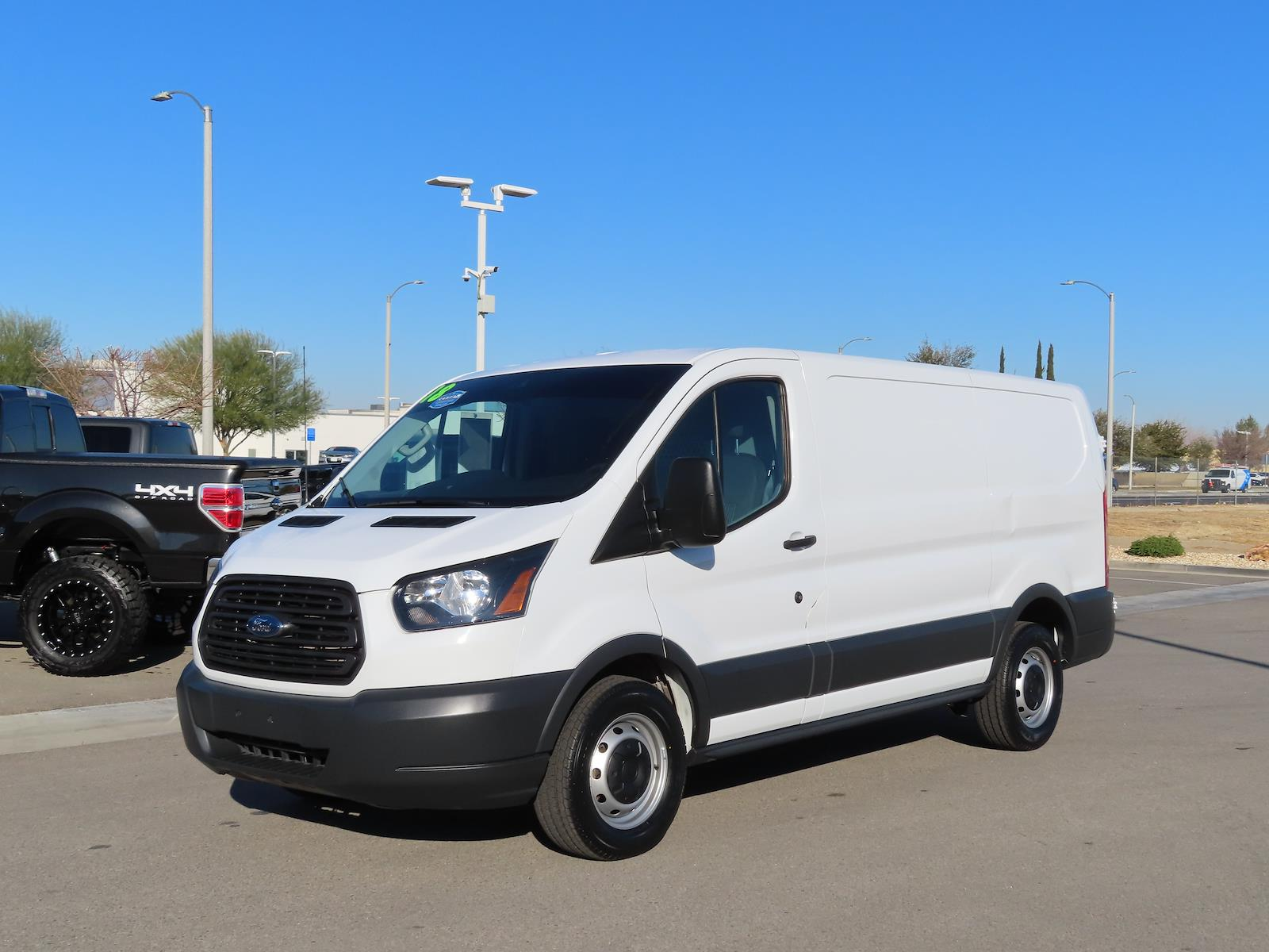 2018 Ford Transit 150 Low Roof 4x2, Upfitted Cargo Van #B08798 - photo 1