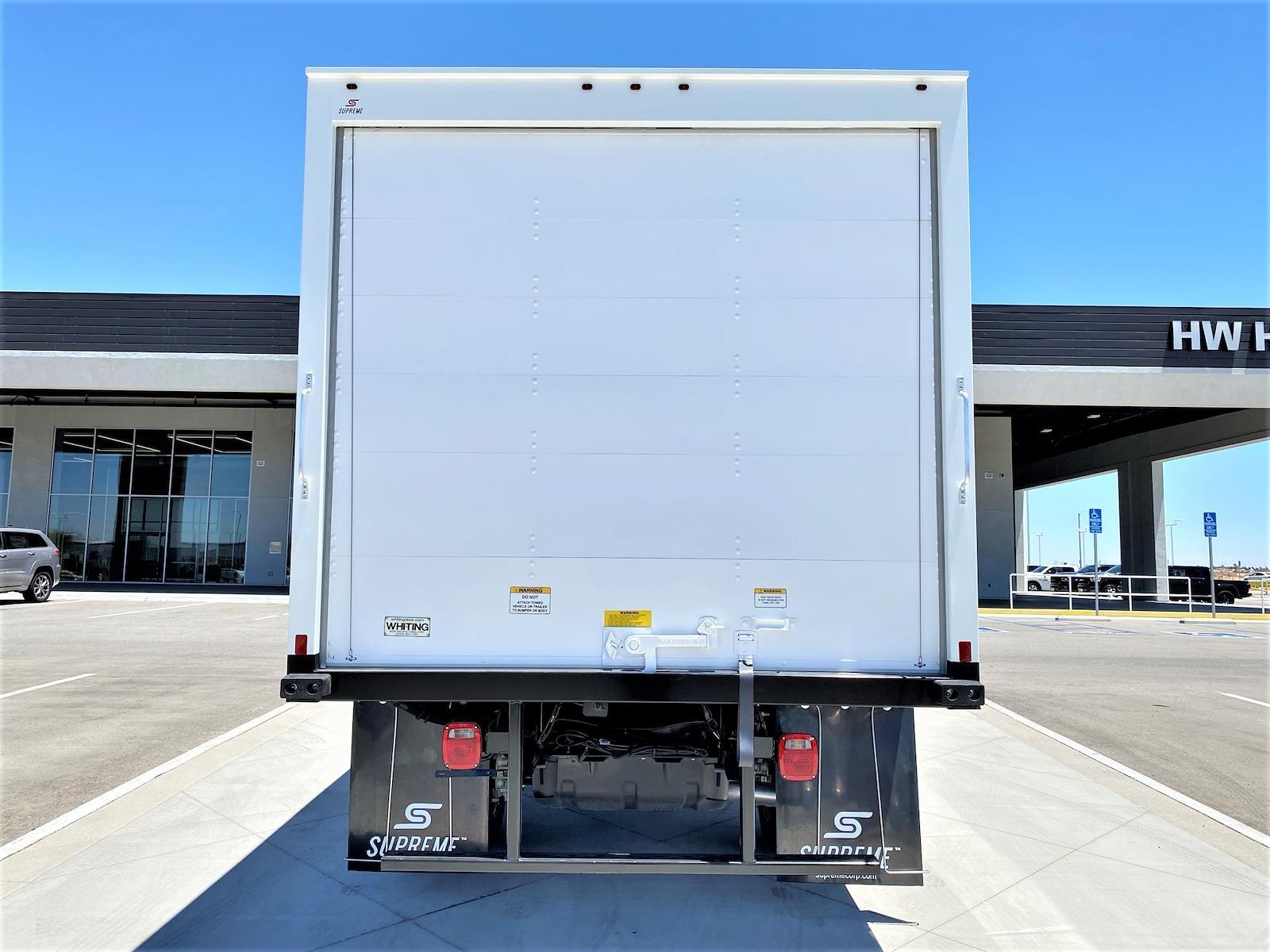 2020 Ram 5500 Regular Cab DRW 4x2, Supreme Iner-City Dry Freight #XCC53640 - photo 8