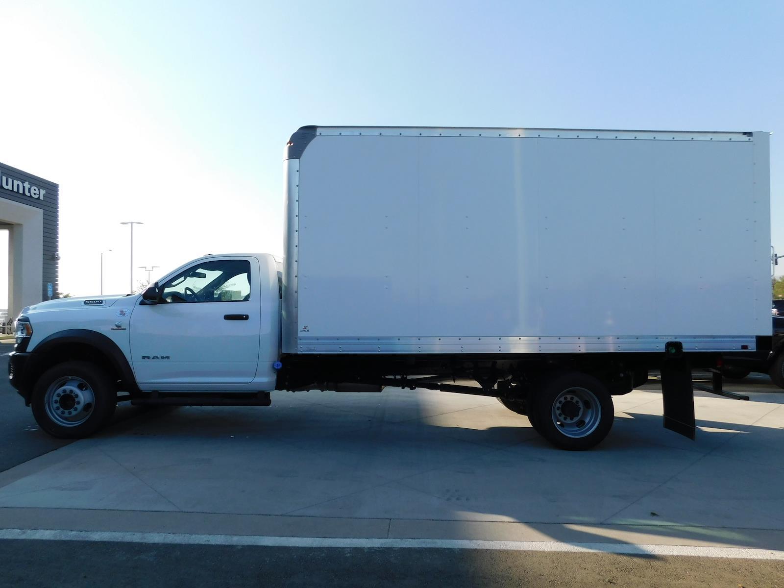 2020 Ram 5500 Regular Cab DRW 4x2, Dry Freight #XCC54466 - photo 1