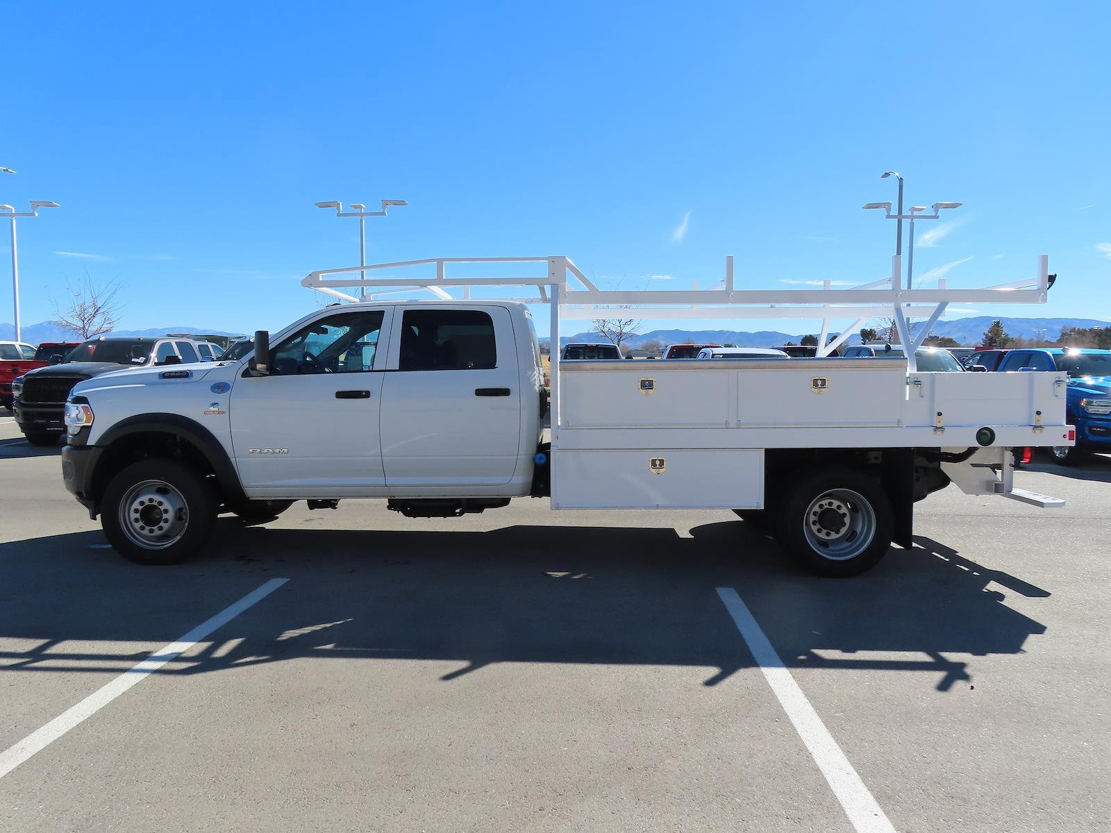 2020 Ram 5500 Crew Cab DRW 4x4, Harbor Contractor Body #XCC54603 - photo 1