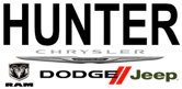 Hunter Dodge Chrysler Jeep Ram logo
