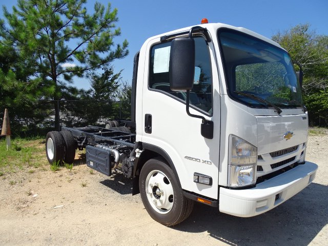 2020 Chevrolet LCF 4500XD Regular Cab RWD, Cab Chassis #CL00658 - photo 1