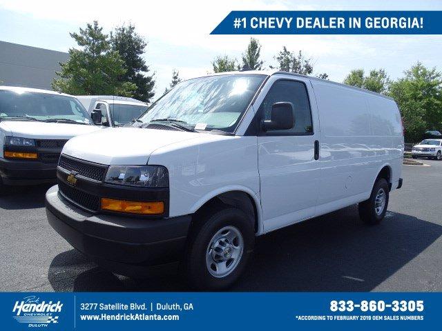 2020 Chevrolet Express 2500 RWD, Adrian Steel Upfitted Cargo Van #CL39748 - photo 1