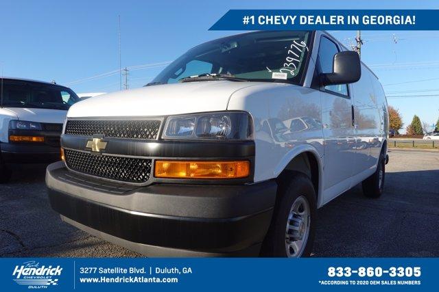2020 Chevrolet Express 2500 4x2, Adrian Steel Upfitted Cargo Van #CL39776 - photo 1