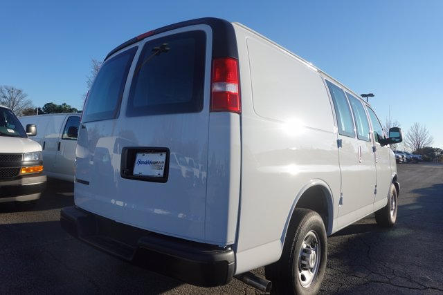 2020 Chevrolet Express 2500 4x2, Adrian Steel Commercial Shelving Upfitted Cargo Van #CL39776 - photo 8