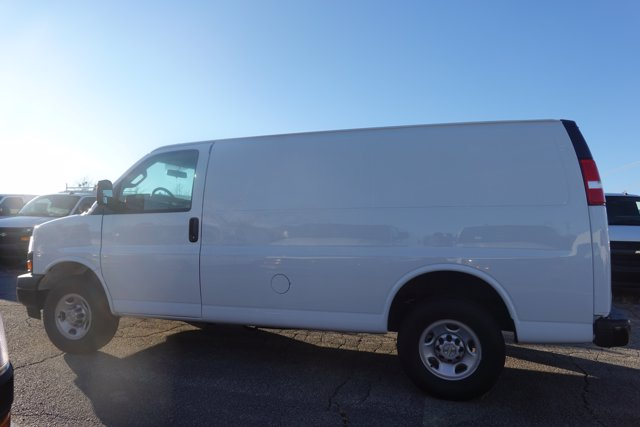 2020 Chevrolet Express 2500 4x2, Adrian Steel Commercial Shelving Upfitted Cargo Van #CL39776 - photo 3
