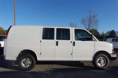 2020 Chevrolet Express 2500 4x2, Adrian Steel Commercial Shelving Upfitted Cargo Van #CL39776 - photo 6
