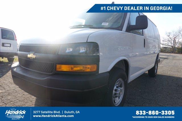 2020 Chevrolet Express 2500 4x2, Adrian Steel Upfitted Cargo Van #FL39850 - photo 1