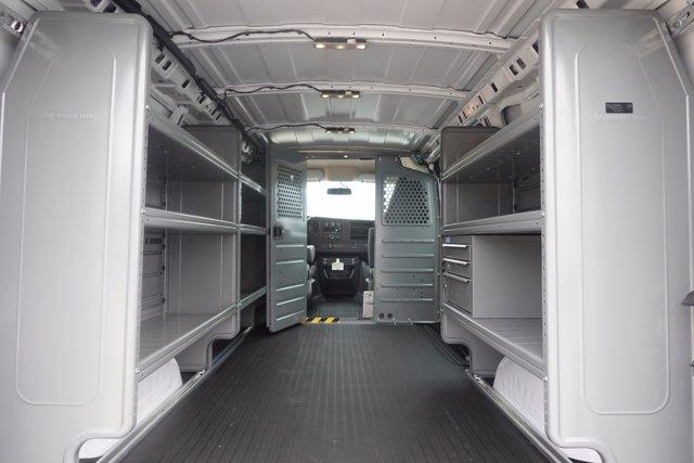 2020 Chevrolet Express 2500 4x2, Adrian Steel Upfitted Cargo Van #CL59665 - photo 1