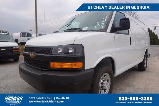 2020 Chevrolet Express 2500 4x2, Adrian Steel Upfitted Cargo Van #CL59674 - photo 1