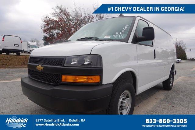 2020 Chevrolet Express 2500 4x2, Adrian Steel Upfitted Cargo Van #CL59699 - photo 1