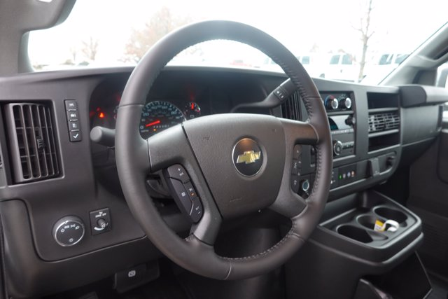 2020 Chevrolet Express 2500 4x2, Adrian Steel Commercial Shelving Upfitted Cargo Van #CL63100 - photo 14