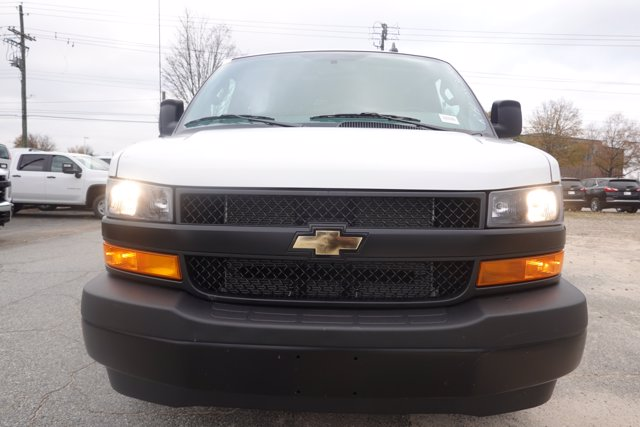 2020 Chevrolet Express 2500 4x2, Adrian Steel Commercial Shelving Upfitted Cargo Van #CL63100 - photo 5