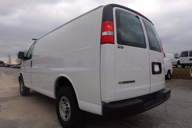 2020 Chevrolet Express 2500 4x2, Adrian Steel Commercial Shelving Upfitted Cargo Van #CL63100 - photo 8