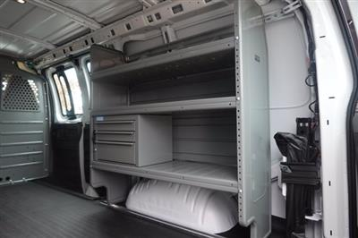 2020 Chevrolet Express 2500 4x2, Adrian Steel Commercial Shelving Upfitted Cargo Van #CL63100 - photo 10