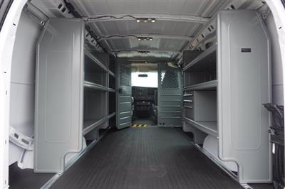 2020 Chevrolet Express 2500 4x2, Adrian Steel Commercial Shelving Upfitted Cargo Van #CL63100 - photo 2