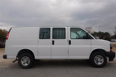 2020 Chevrolet Express 2500 4x2, Adrian Steel Commercial Shelving Upfitted Cargo Van #CL63100 - photo 4