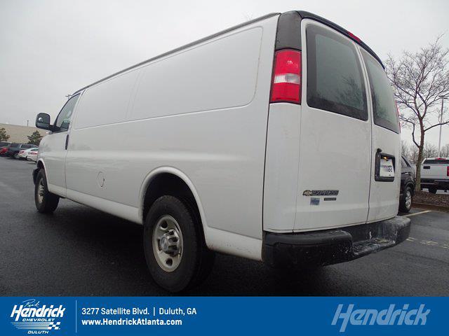2016 Chevrolet Express 2500 4x2, Adrian Steel Upfitted Cargo Van #CL7194A - photo 1