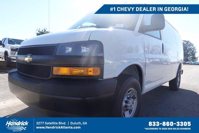 2020 Chevrolet Express 2500 4x2, Adrian Steel Upfitted Cargo Van #CL74184 - photo 1