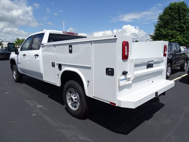 2020 Chevrolet Silverado 2500 Crew Cab 4x2, Knapheide Service Body #CL98418 - photo 1