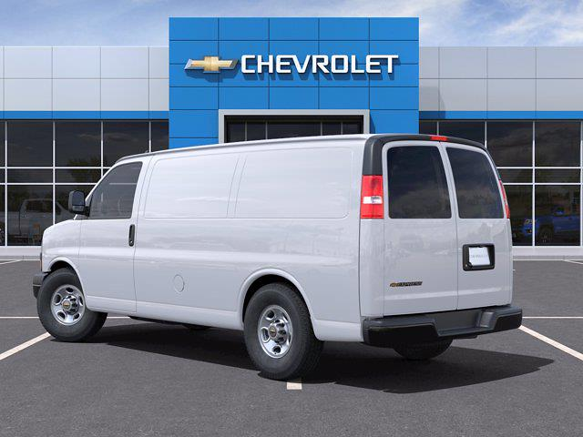 2021 Chevrolet Express 2500 4x2, Adrian Steel Upfitted Cargo Van #CM96457 - photo 1