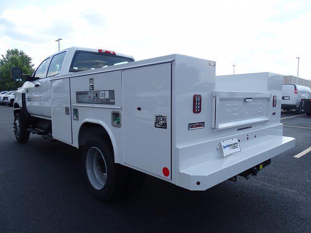 2020 Chevrolet Silverado 5500 Crew Cab DRW 4x4, Reading Service Body #DL70540 - photo 1
