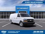 2021 Chevrolet Express 2500 4x2, Empty Cargo Van #FM44929 - photo 1