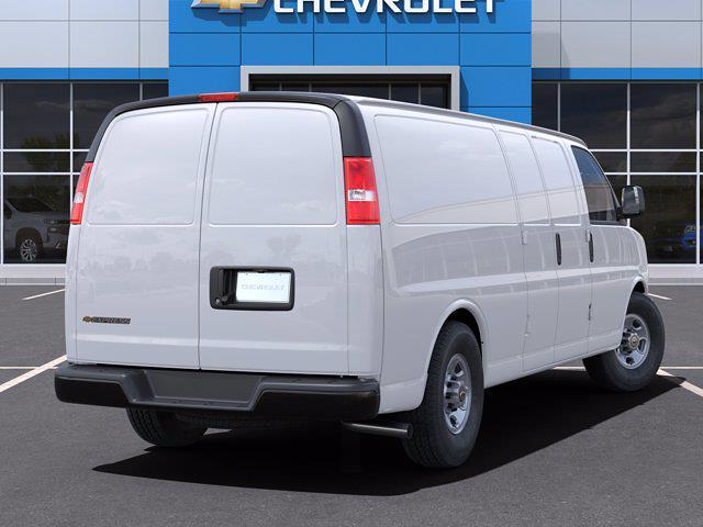 2021 Chevrolet Express 2500 4x2, Empty Cargo Van #FM45720 - photo 2