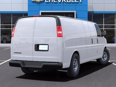 2021 Chevrolet Express 2500 4x2, Empty Cargo Van #FM46132 - photo 2