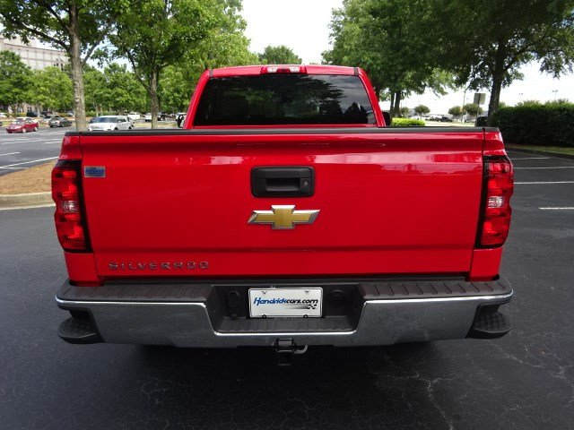 2018 Silverado 1500 Regular Cab 4x2,  Pickup #JZ100621 - photo 5