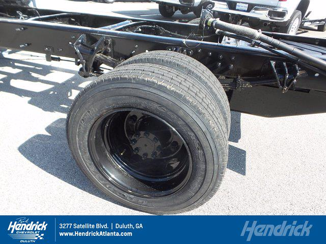 2020 Chevrolet Silverado 4500 Crew Cab DRW 4x2, Cab Chassis #CM46432A - photo 16