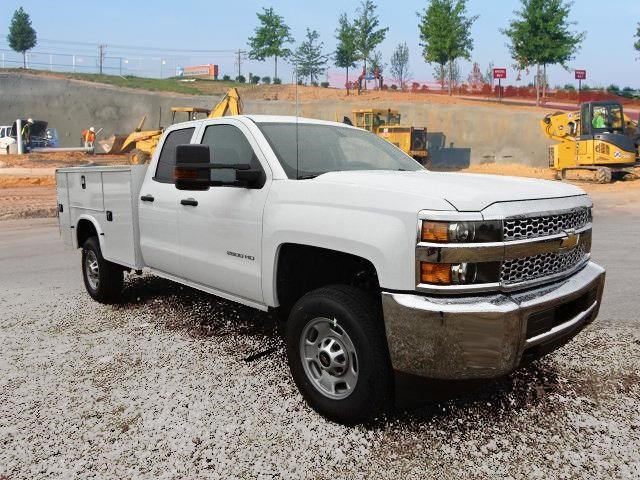2019 Silverado 2500 Double Cab 4x2,  Knapheide Service Body #M1133422 - photo 4