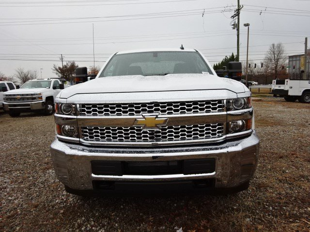 2019 Silverado 2500 Double Cab 4x2,  Knapheide Service Body #M1133422 - photo 5