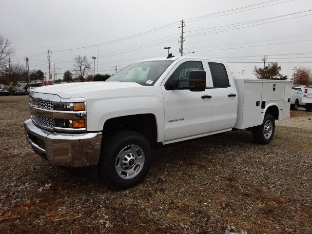 2019 Silverado 2500 Double Cab 4x2,  Knapheide Service Body #M1133422 - photo 6