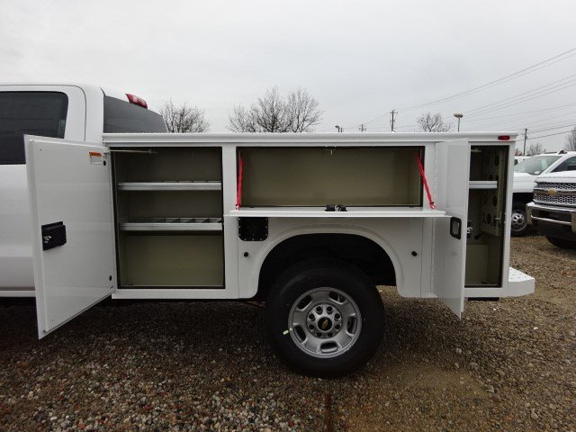 2019 Silverado 2500 Double Cab 4x2,  Knapheide Service Body #M1133422 - photo 7