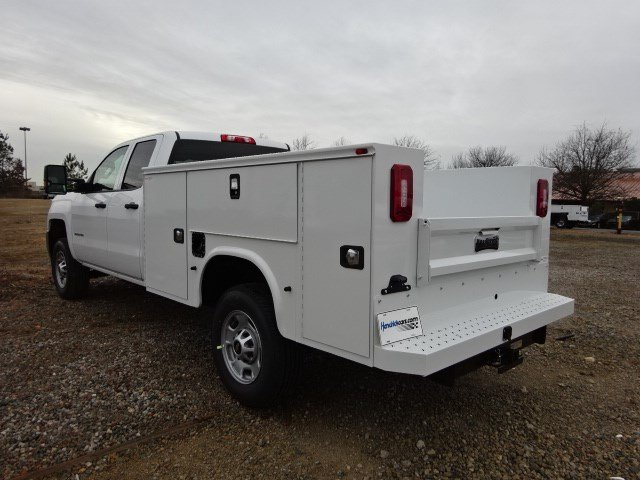 2019 Silverado 2500 Double Cab 4x2,  Knapheide Service Body #M1133422 - photo 8