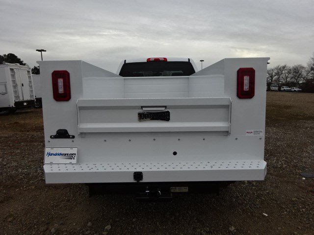 2019 Silverado 2500 Double Cab 4x2,  Knapheide Service Body #M1133422 - photo 3