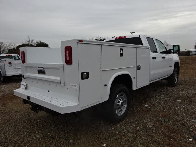 2019 Silverado 2500 Double Cab 4x2,  Knapheide Service Body #M1133422 - photo 2