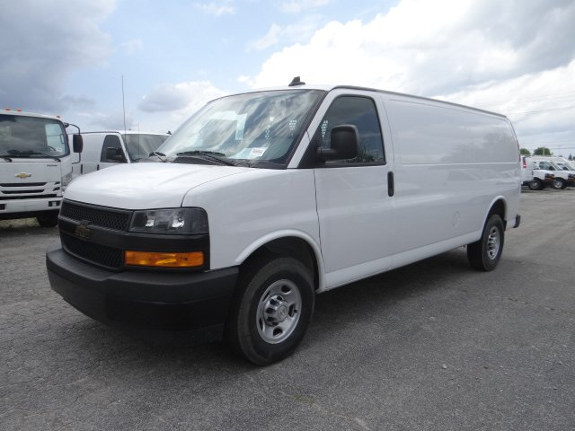 2019 Express 2500 4x2, Adrian Steel Commercial Shelving Upfitted Cargo Van #M1190577 - photo 4