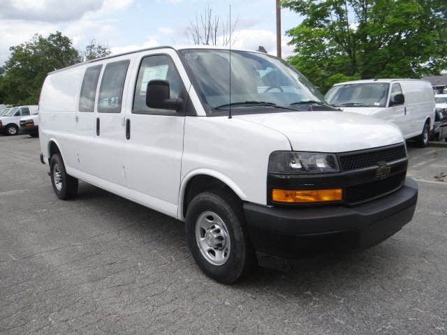 2019 Express 2500 4x2, Adrian Steel Commercial Shelving Upfitted Cargo Van #M1190577 - photo 6