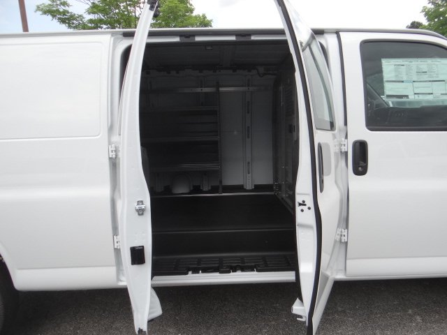 2019 Express 2500 4x2, Adrian Steel Commercial Shelving Upfitted Cargo Van #M1190577 - photo 7